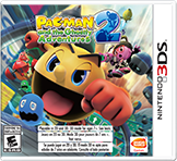 PAC-MAN and the Ghostly Adventures 2 free eshop code