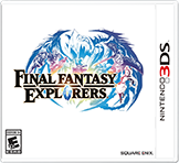 FINAL FANTASY EXPLORERS free eshop code