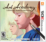 Art Academy: Lessons for Everyone free eshop code