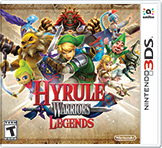 free Hyrule Warriors Legends eshop code